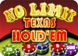 No Limit Texas Hold'em