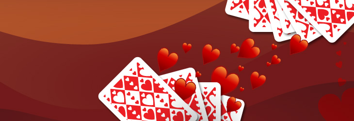 hearts and other free card games from pogocom