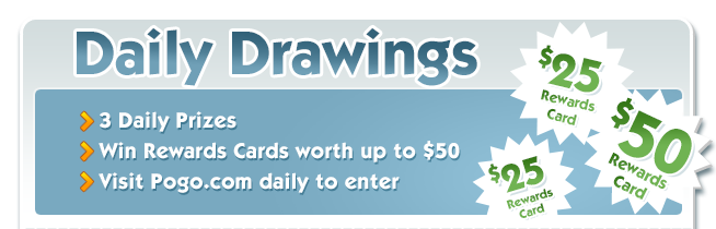 drawing for prizes