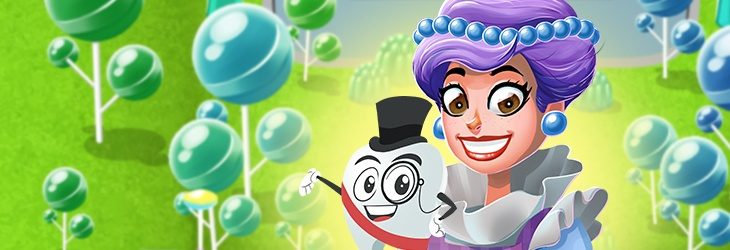 Sweet Tooth Town - Free Online Match 3 Puzzle Games | Pogo com