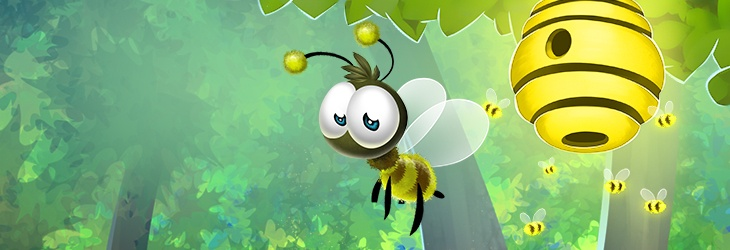 tumble bees hd free online word games pogo com